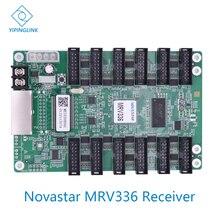 Novastar MRV336 che riceve la carta di aggiornamento parete video a led dello schermo di controllo del sistema di controllo