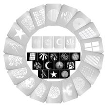 58 نمط DIY بها بنفسك أنبوب ضوء شكل خلفية تأثير فيلم LED مكثف أنبوب الإسقاط فيلم الرسم إدراج ل OT1 OT1 برو