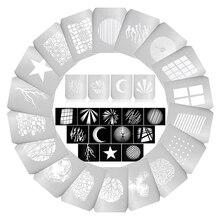 Graphic-Insert Light-Tube Effect-Film OT1 Ot1-Pro Background-Shape DIY for 58-Style Led-Condenser-Tube