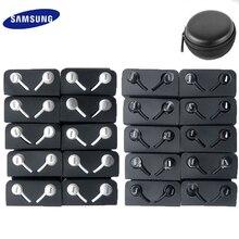 Samsung AKGหูฟังIG955ขายส่ง5 10 20 50 Pcs 3.5มม.พร้อมไมโครโฟนชุดหูฟังสำหรับgalaxy Samsung S10 S9 S8 S7 S6 S5