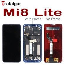 Дисплей Trafalgar для Xiaomi Mi 8 Lite, ЖК дисплей Mi8 Lite, сенсорный экран для Xiaomi Mi 8 Lite, дисплей с рамкой, сменный экран