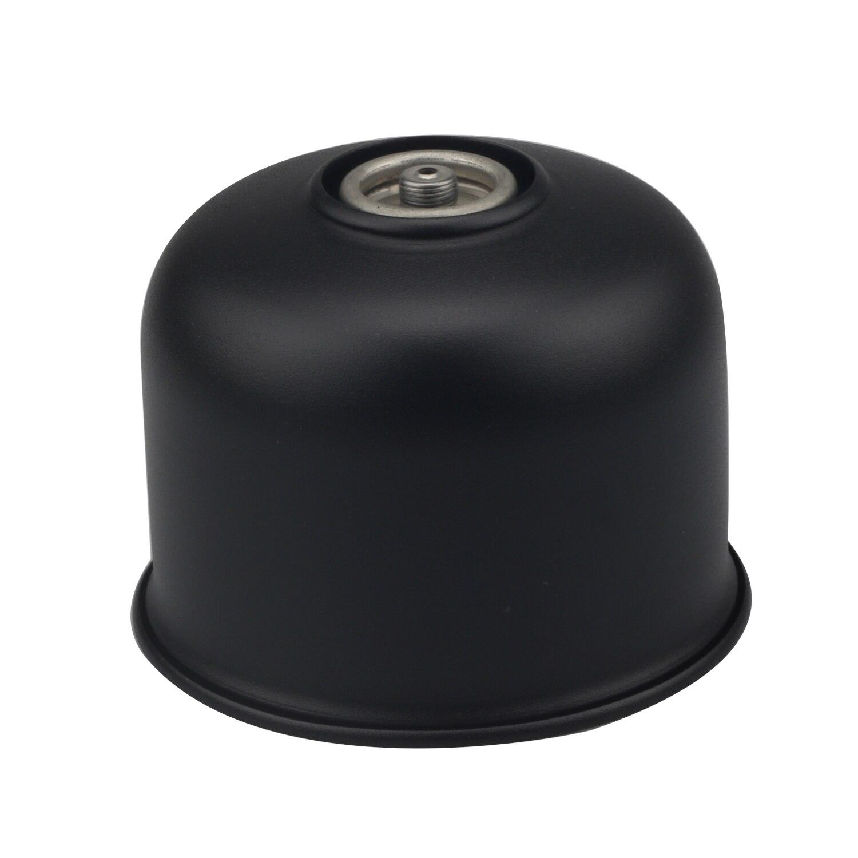 para 250g recipientes de gas acampamento rosqueado 250 valvula lindal capa protetora ao ar livre queimadores
