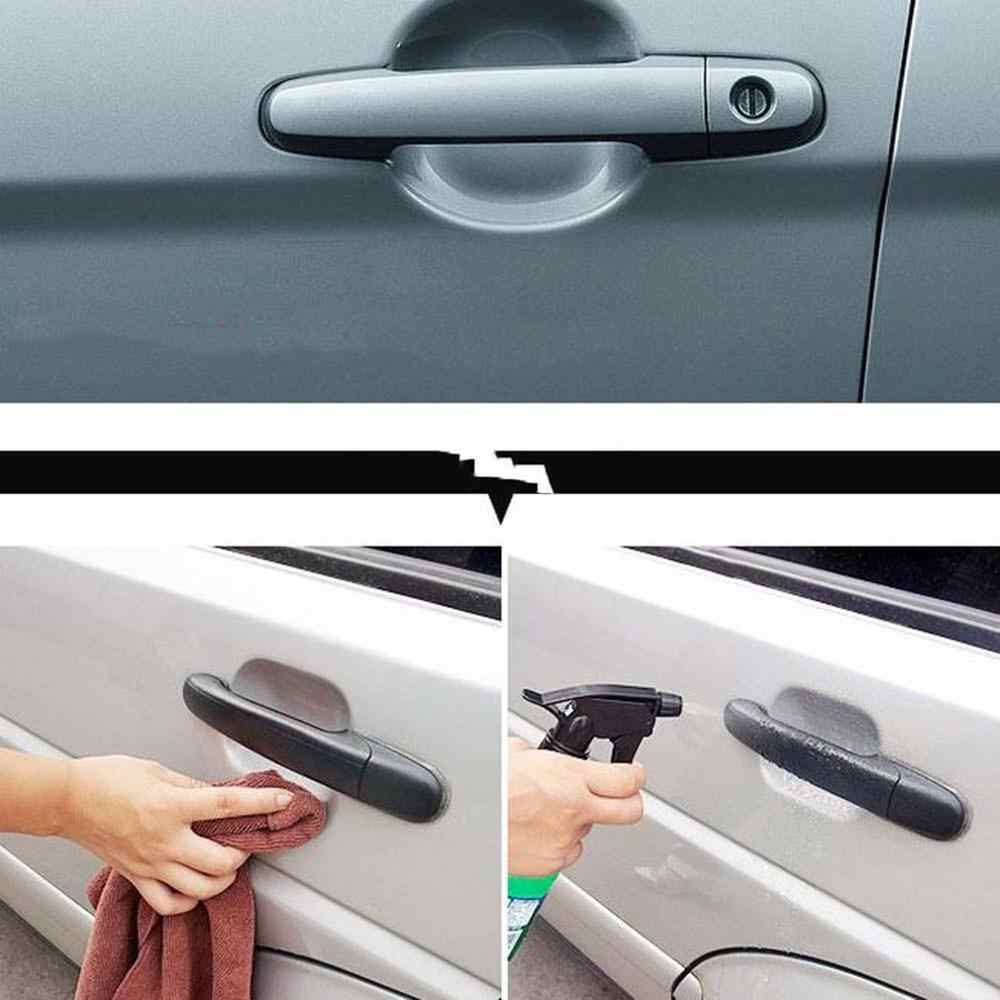 Car Handle Protection Film Car Exterior Transparent Sticker Automotive Auto Accessories Car Styling sticker