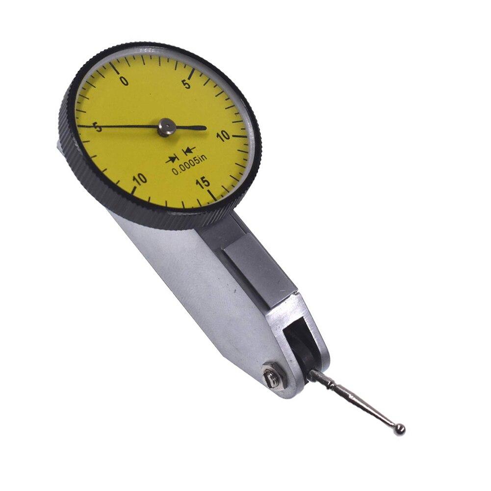 Прецизионный циферблатный индикатор, точный циферблат, тестовый индикатор с направляющими Ласточкина хвоста, 0-40-0, 0,001 мм, прецизионный инст...