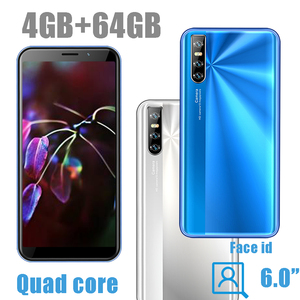 M2 Pro 4G RAM Smartphones 64G ROM Full Screen Quad Core MT6580 Android Mobile Phone 6.0