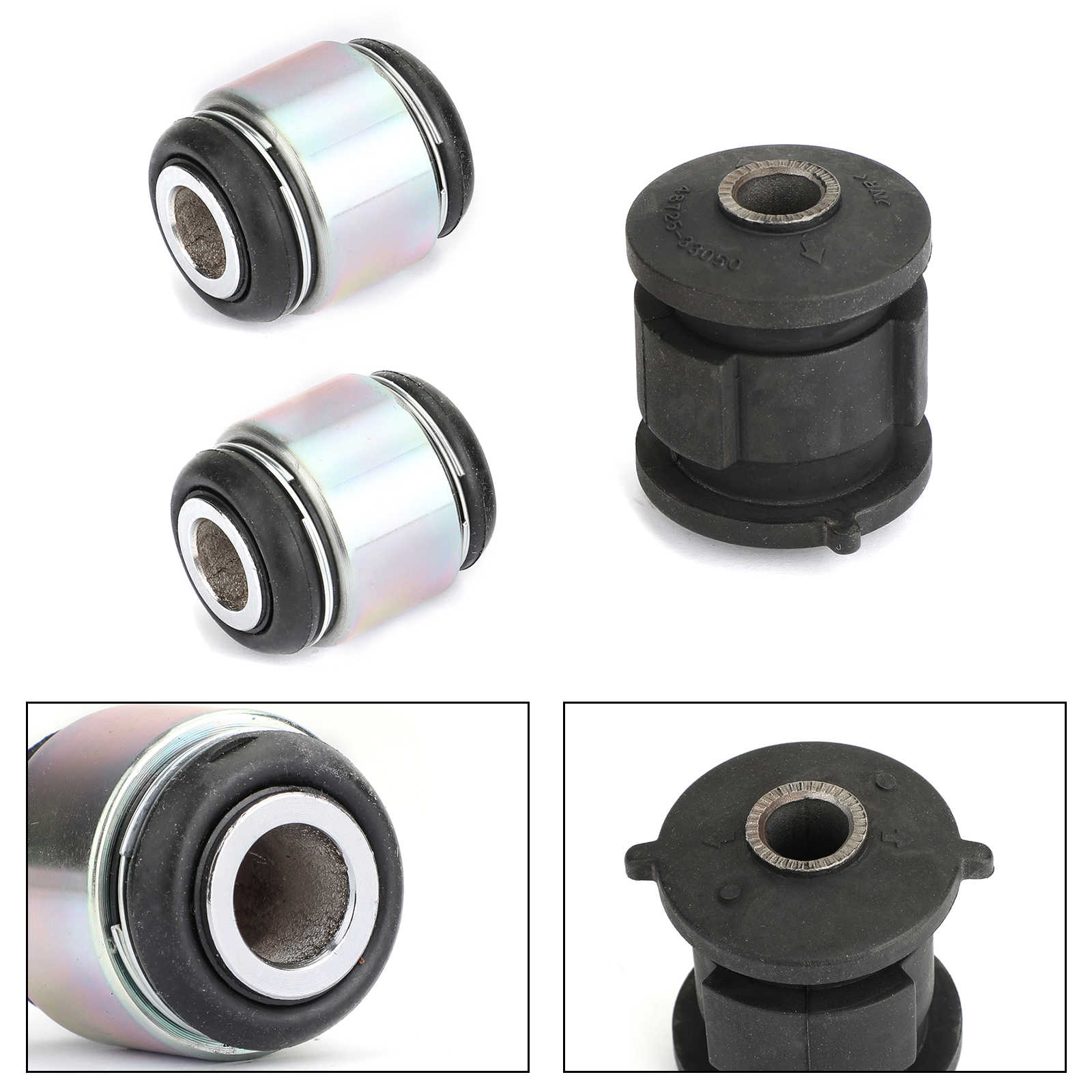 For 2011 Camry Hybrid GSV 50 Rear Arm Assembly Arm Knuckle Carrier Hub Bushing