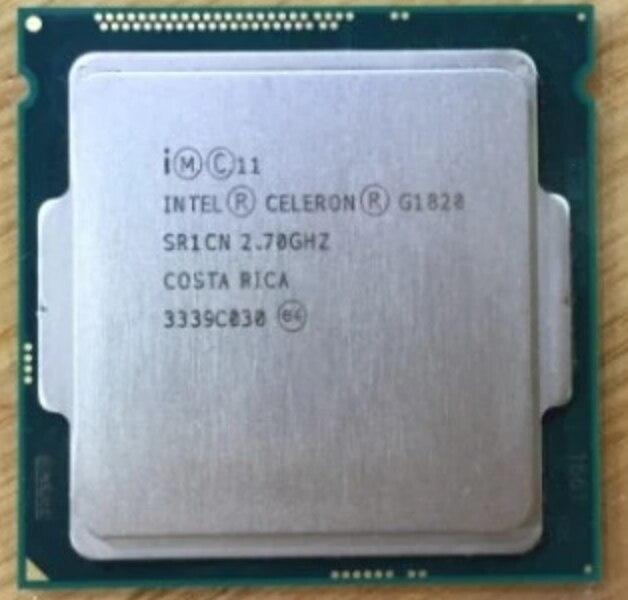 Intel Celeron G1820  g1820 2.7GHz 2M Cache Dual-Core CPU Processor SR1CN LGA1150 Tray Intel Celeron G1820 g1820 2.7GHz 2M Cache