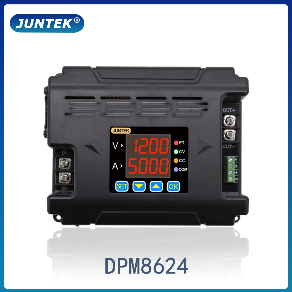1440W DPM8624 60V 24A Constant Voltage Current Step-down Power Supply Software