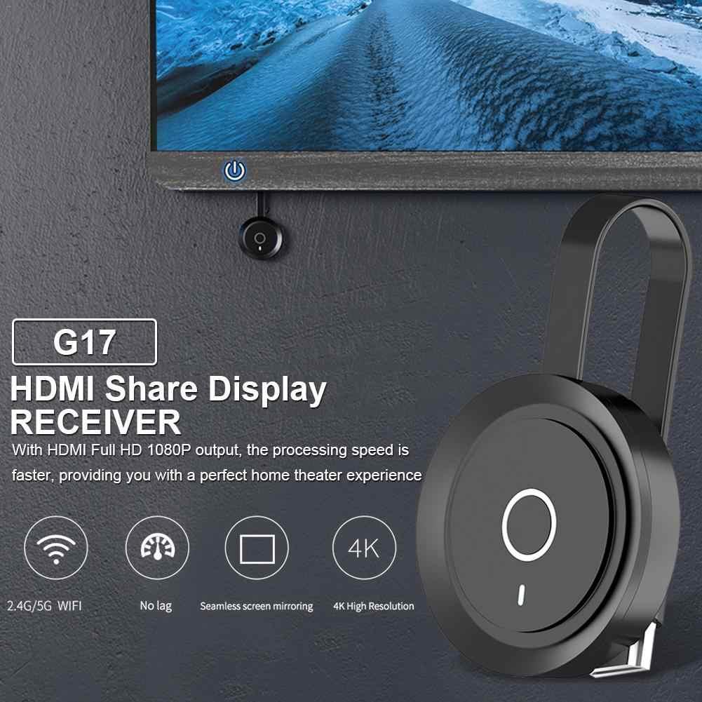Wi Fi Tampilan Dongle HDMI Berbagi Layar Tampilan Receiver Wireless Display Adapter untuk OS Android 4.0 IOS 6.0 Mac Win7 Windows xp