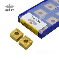 10 Pcs Zcc Draaigereedschap Insert CNMG120412 Dm YBM251 Carbide Gereedschap Cnmg Voor Rough Cut Van Rvs CNMG120412 DM-in Draaigereedschap van Gereedschap op