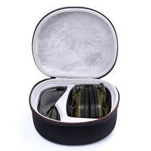 المحمولة الصلب إيفا حمل حقيبة السفر حقيبة التخزين ل هوارد Leight الرياضة سماعات الأذن و شارب مطلق النار نظارات نظارات