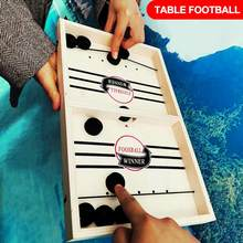 2020 New Board-Game Fast Hockey Sling Puck Game Paced Sling Puck Winner Fun Toys Party Game Toys For Adult Child Family Hot Sale(China)
