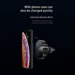 Image 3 - Mcdodo אוטומטי אינפרא אדום צ י אלחוטי מטען לרכב Stand אוויר Vent הר 10W מהיר טעינה עבור iPhone XS מקס סמסונג צ י רכב טלפון בעל