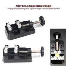 Универсальный мини зажим для стола тиски для спелекания кровать уплотнение режущие инструменты высокое качество инструменты для резьбы
