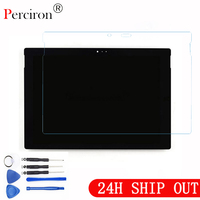 For Microsoft Surface Pro 3 LCD Display Touch Screen Digitizer For Surface Pro 3 (1631) TOM12H20 V1.1 LTL120QL01 003 LCD Panel