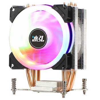 cpu air cooled radiator cooler master cpu fan 4pin gaming Better results RGB X79 X99 chinese manufacturers
