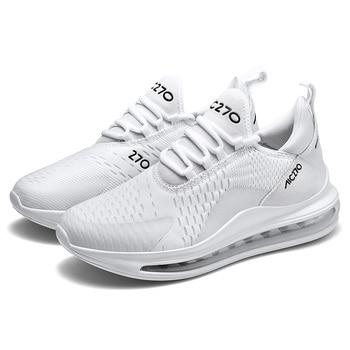 QUAOAR Shoes Men Sneakers Flat Male Casual Shoes Comfortable Running Men Footwear Breathable Mesh Sports Tzapatos De Hombre 10