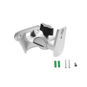 Image 4 - Adjustable Metal Speaker Holder Hanger for SONOS Play1 Smart Speaker Desktop Wall Speaker Holder for SONOS Play One