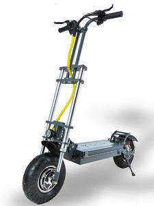 Electric-Scooter Bicycle Two-Wheel Off-Road High-Speed 60V