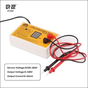 Rz led testador 0-320 v saída led tv backlight tester multiuso tiras led contas teste ferramentas