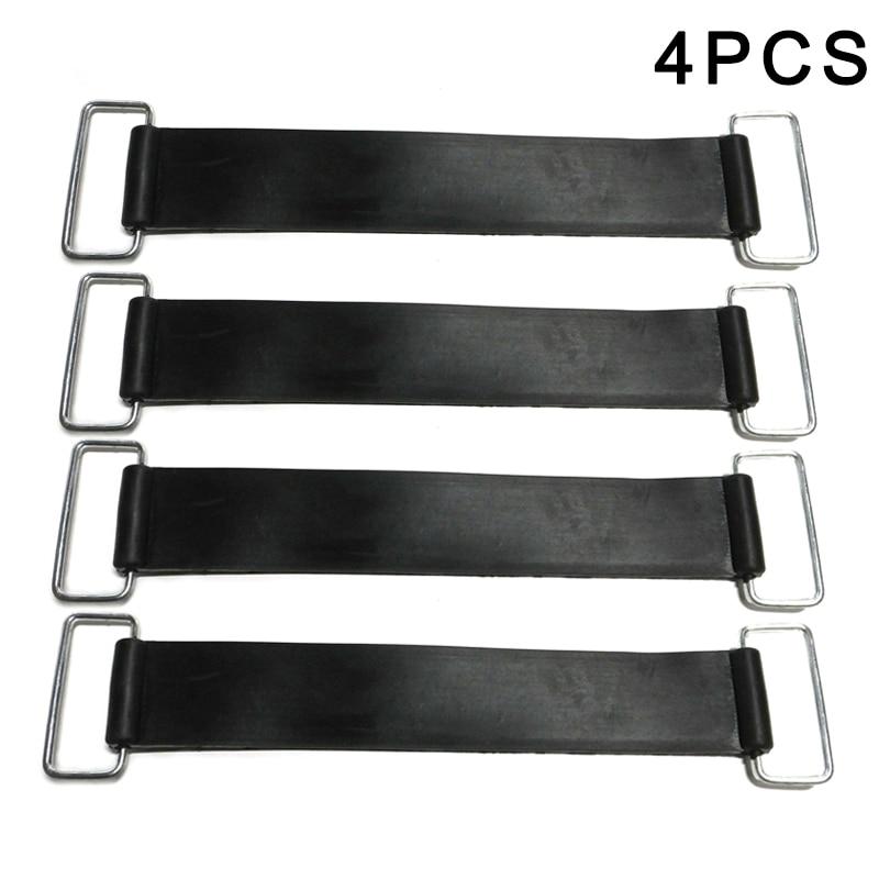 Battery Rubber Band Strap Fixed Holder Elastic Bandage Belt Stretchable For Motorcycle M8617