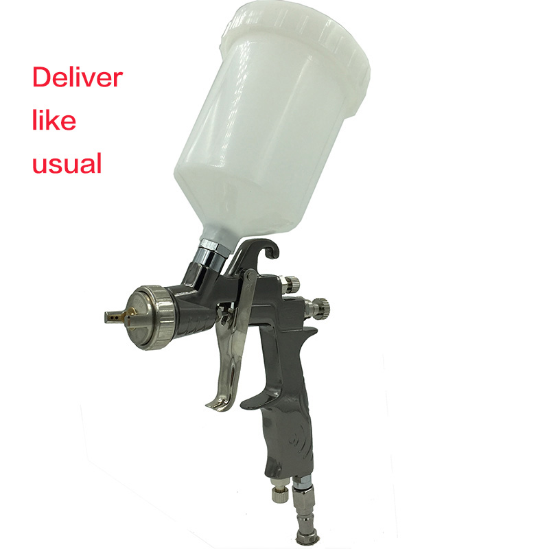SAT0083 Hot On Sales Spray Guns For Painting Cars Paint Cup Pneumatic Compressor Tools Lvlp