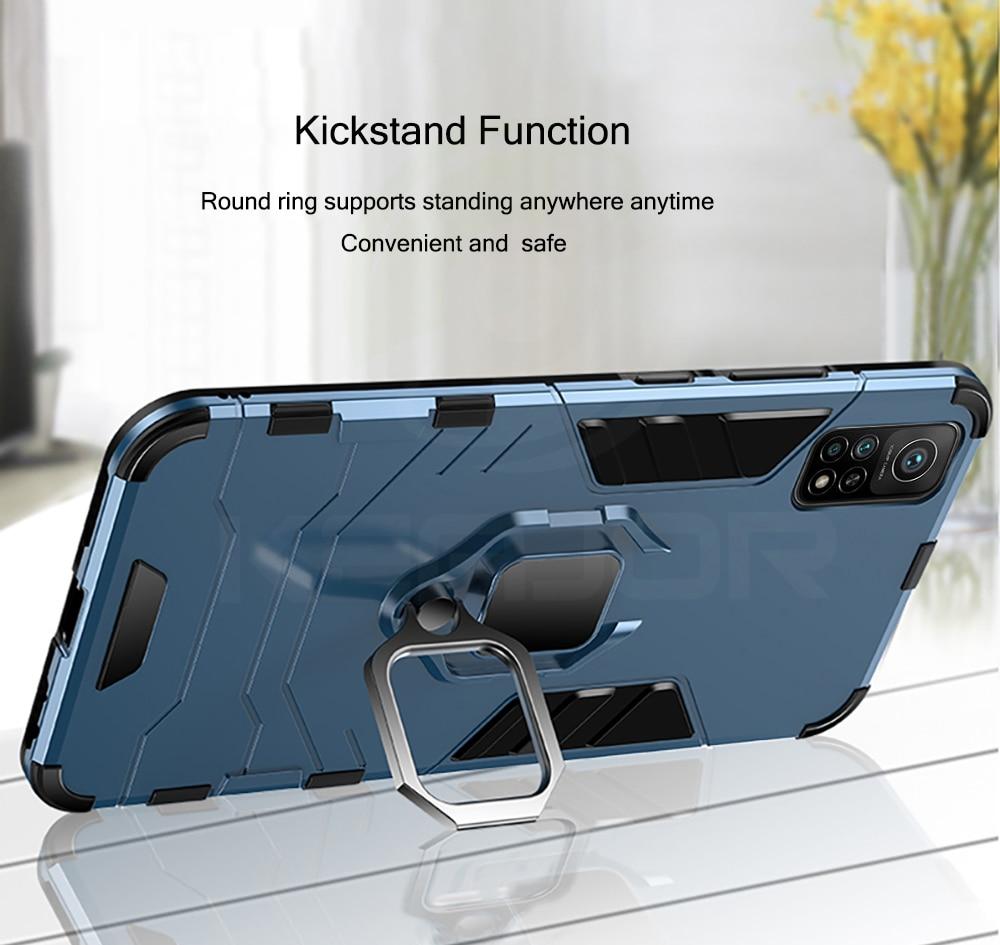 - Arco Iris Ultrafina Suave TPU Funda de movil con Colgante Anti-rasgu/ños Anti-Choque Carcasa con Cuerda para Xiaomi Mi 10T Pro//Mi 10T Silicona Transparente Moda y Practico