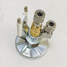 Mistking olej w sprayu dyszy, palnik paliwa, palnik na olej przepracowany, dysza rozpylająca powietrze, ciężkiego Diesel dysza olejowa, palnik stabilizator