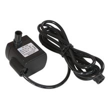 Nieuwe Waterdichte Mini Waterpomp Power Membraan Dompelpompen Fontein Aquarium Pomp 12 V Borstelloze Dc Micro Pomp(China)