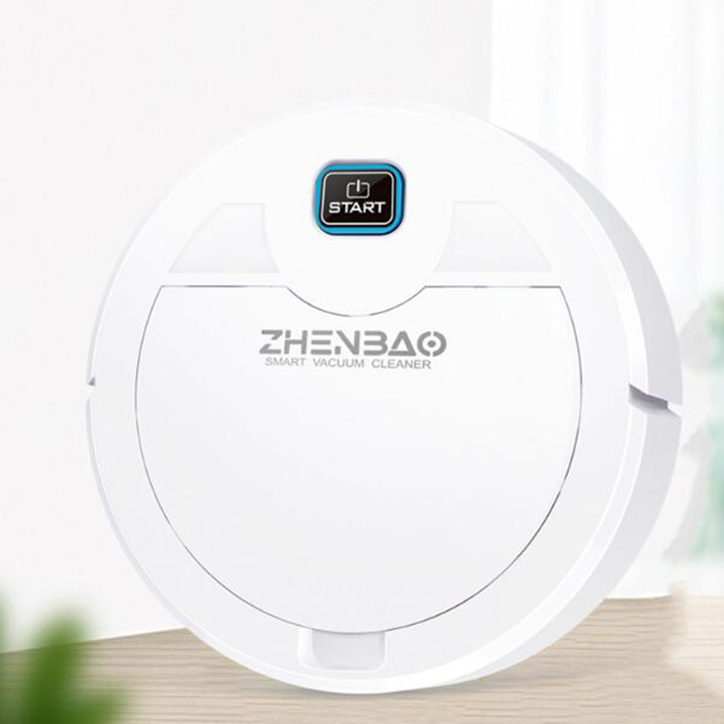 3.7V Auto Smart Robot Vacuum Cleaner Household Electric Vacuum Cleaner