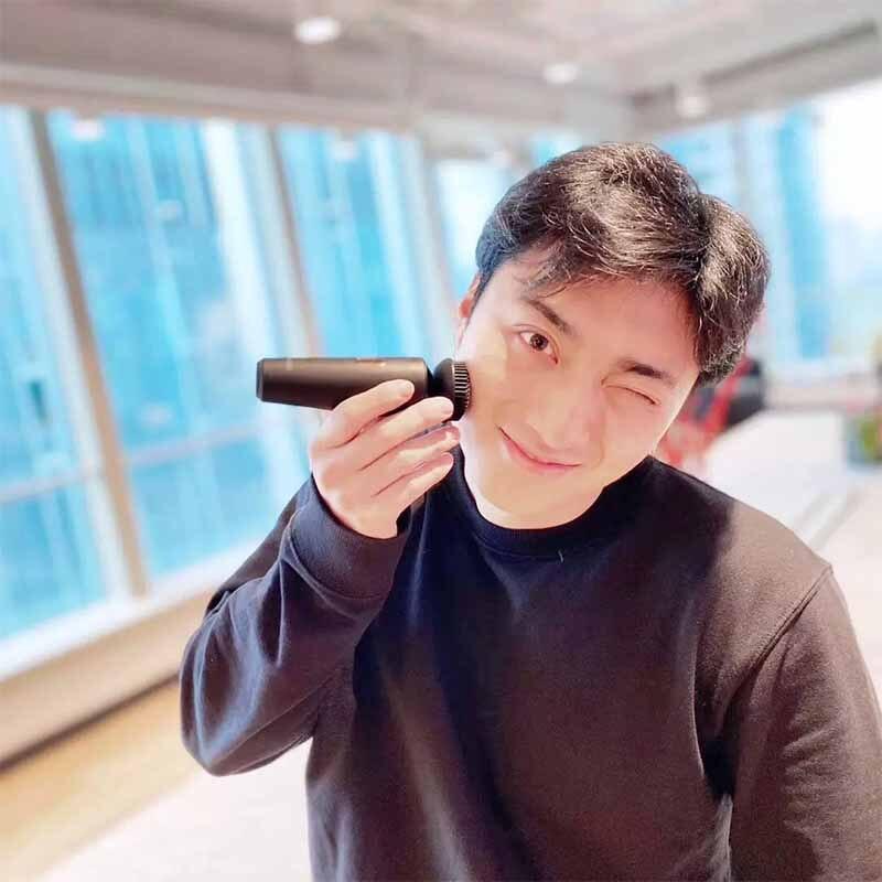 para homem limpador de rosto profundo ipx7 05