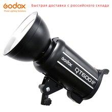 Godox QT600II QT600 Ii 600WS GN76 1/8000 S High Speed Sync Flash Strobe Licht Met Ingebouwde 2.4G Wirless Systeem