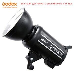 Image 1 - Godox QT600II QT600 Ii 600WS GN76 1/8000 S High Speed Sync Flash Strobe Licht Met Ingebouwde 2.4G Wirless Systeem