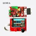Lusya NY-D08 точечный сварочный контроллер пневматический цветной ЖК-дисплей многоточечная Персонализация T0704