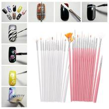 15pcs Girls Women Nail brush/pen nail ar