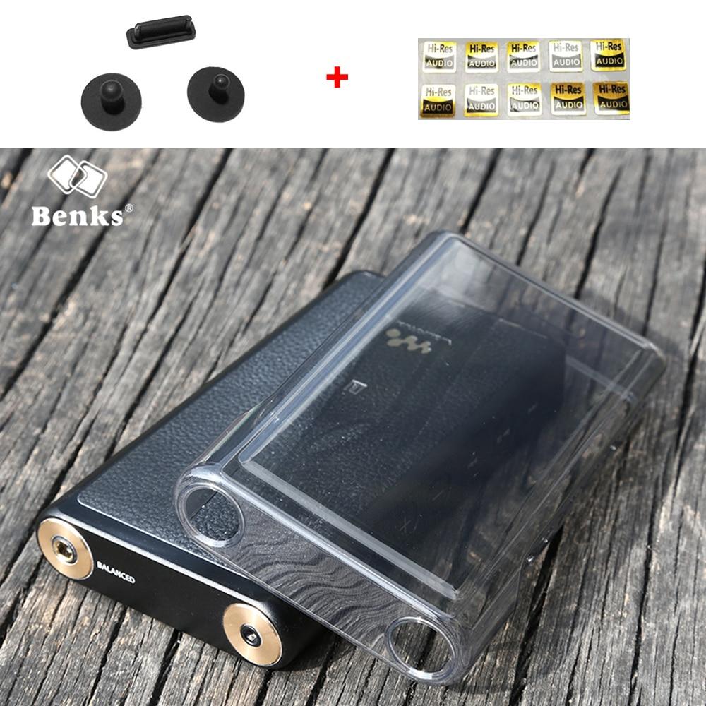Benks Flexible Soft Tpu Protective Case Cover For Sony NW-WM1A WM1A NW-WM1Z WM1Z
