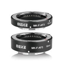 Meike MK F AF3 Metalen Auto Focus Macro Extension Tube Voor Fujifilm X T20 XT2 X T10 XT3 XT100 X H1 X A5 X PRO2 X A1 X T1 XT30 X T3