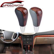 SPEEDWOW Universal Automatic Transmission Gear Shift Knob Lever Shifter Stick Shifter Stick For Toyota Corolla Ralink Vios