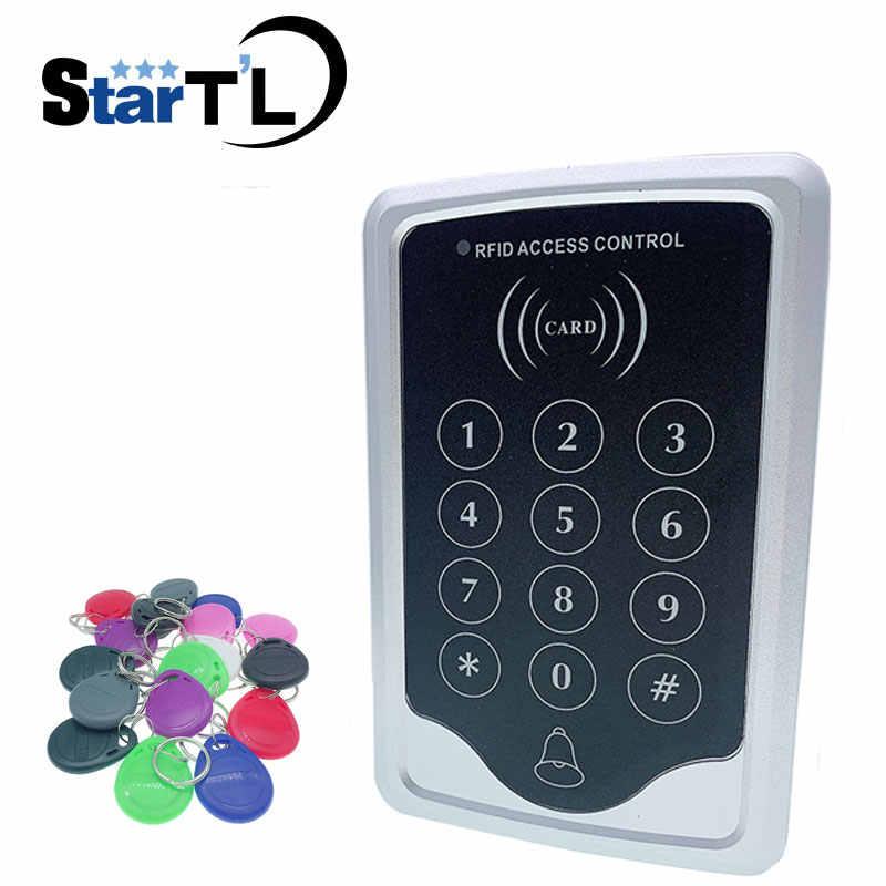T13-T RFID 125 Khz Điều Khiển Truy Cập Báo Chí Bàn Phím RFID Cửa Điều Khiển Truy Cập Hệ Thống Cửa Bộ Điều Khiển Khóa Cửa Tủ Đựng Đồ và Dụng Cụ Mở