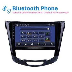 Image 3 - Seicane Radio Multimedia con GPS para coche, Radio con reproductor, Android 9,1, cuatro núcleos, 10,1 pulgadas, navegación, para Nissan QashQai x trail 2013 2014 2015 2016