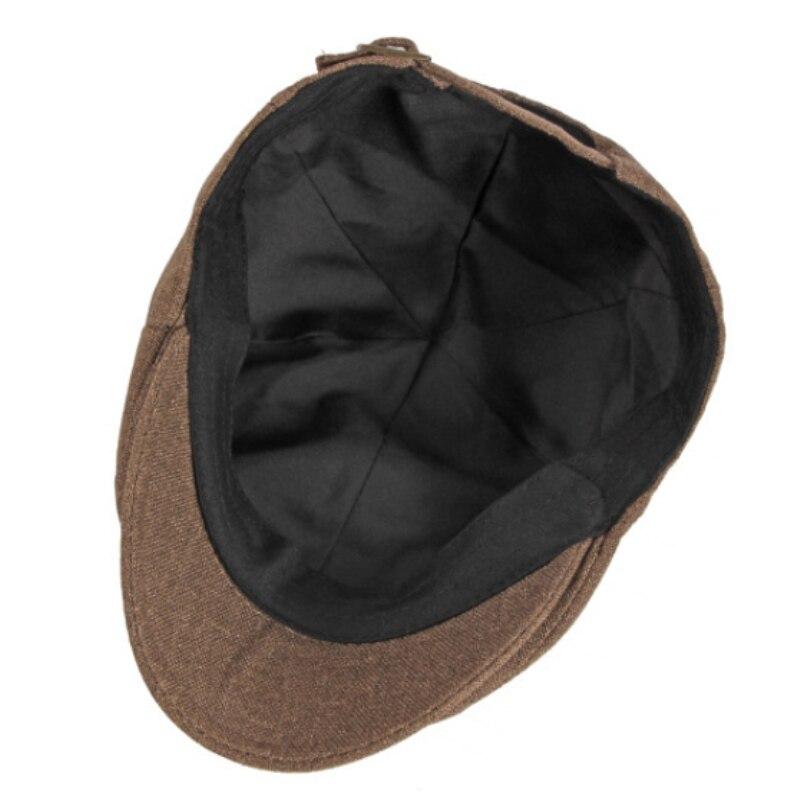 Купить берет кепка мужская и женская кепка шапка демисезонный в клетку