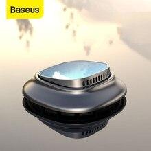 Baseus Mini ambientador de aire de coche Perfume fragancia difusor de Aroma de coche aromaterapia salida de aire sólido salpicadero soporte de Perfume