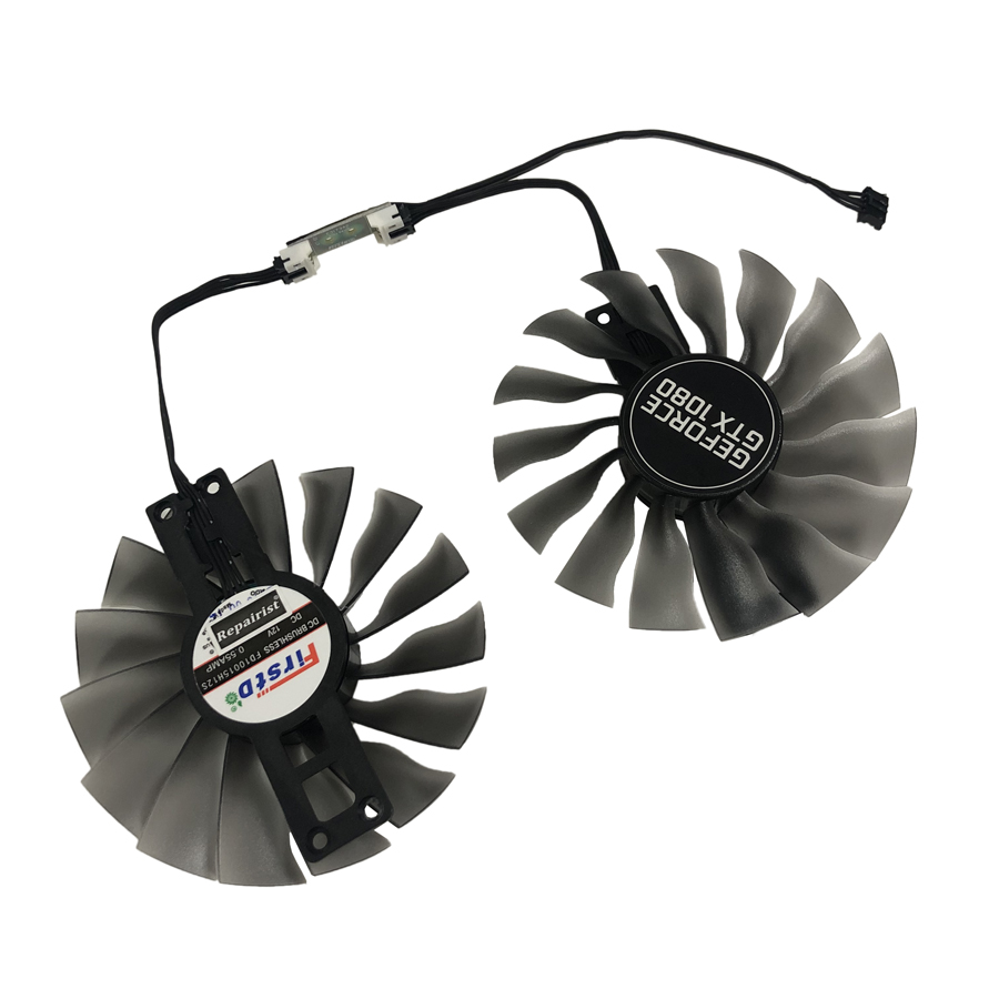 FD10015H12S 95MM GTX 1080 GPU Cooler Graphics Card Fan For GeForce Palit GTX1080 Super JetStream Graphics Card As Replacement image