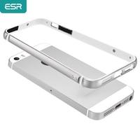 Esr Telefoon Case Voor Iphone Se 2nd 9/8/7 X/Xs/Xr 11 Pro/11 Pro max Cover Metal Bumper Beschermende Shield Frame Met Zachte Innerlijke Case