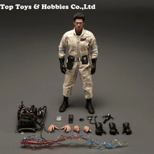 New supply Collectible Ghostbusters 1984 BW-UMS10103 Egon Spengler Action Figure Model for fans toys collection халат велюровый скай розовый