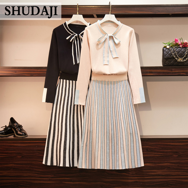 Suit skirt two-piece for women 1