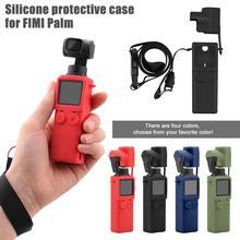 الغطاء الواقي ل FIMI النخيل يده كاميرا ذات محورين للصدمات حامي للكاميرا جيب فيمي النخيل الملحقات