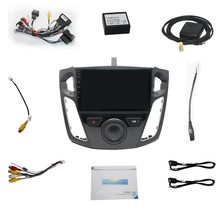 for Ford Focus 2012-2017 9 Inch Android 9.1 Car Stereo Radio GPS MP5 Player Wifi FM,Bluetooth(China)