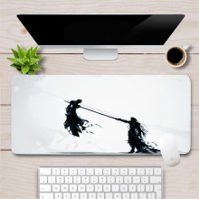 Cool Large Gaming Mouse Pad Gamer Final Fantasy Duel XXL Locking Edge Keyboard pad Non-Skid Durable Laptop Notebook Desk Mat(China)