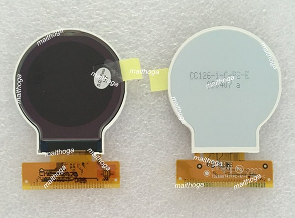 1,5 Дюймовый ЖК-экран CSTN ST7687 Привод IC 8Bit параллельный интерфейс 128(RGB)* 128